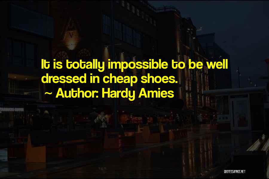 Hardy Amies Quotes 1611314