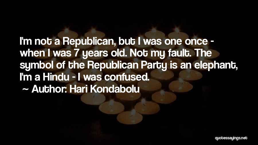 Hari Kondabolu Quotes 1051147
