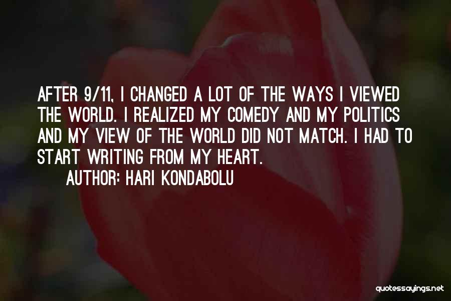 Hari Kondabolu Quotes 1087669