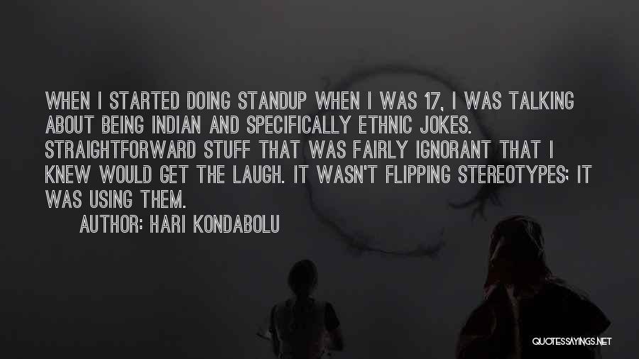 Hari Kondabolu Quotes 1260577