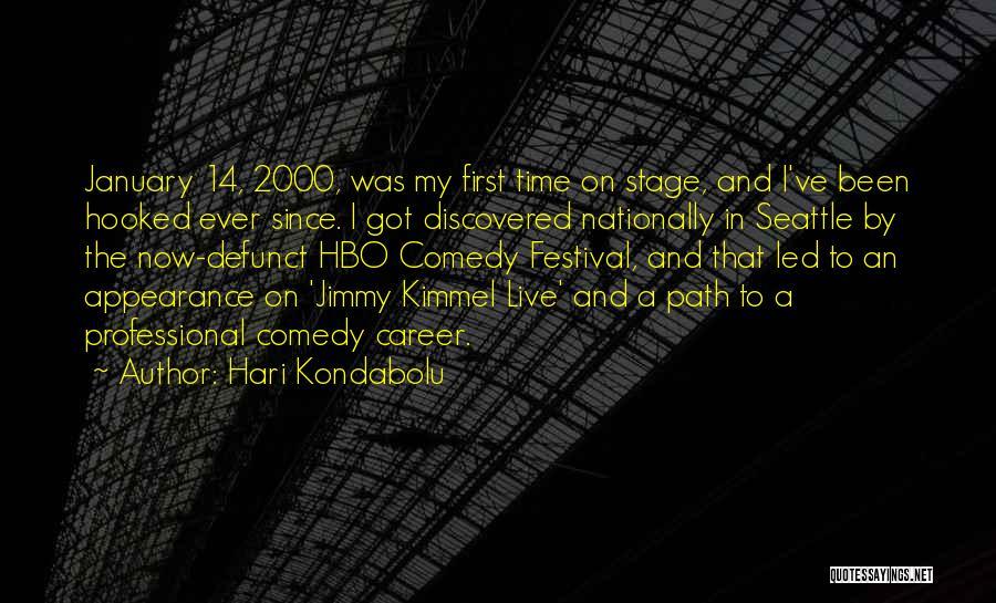 Hari Kondabolu Quotes 1477532