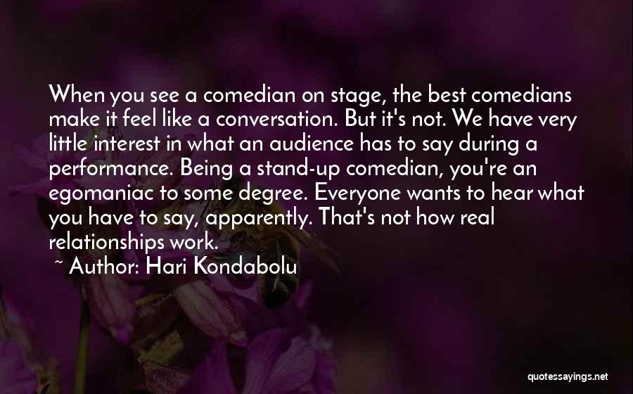 Hari Kondabolu Quotes 887251