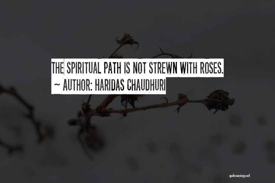 Haridas Chaudhuri Quotes 2265657