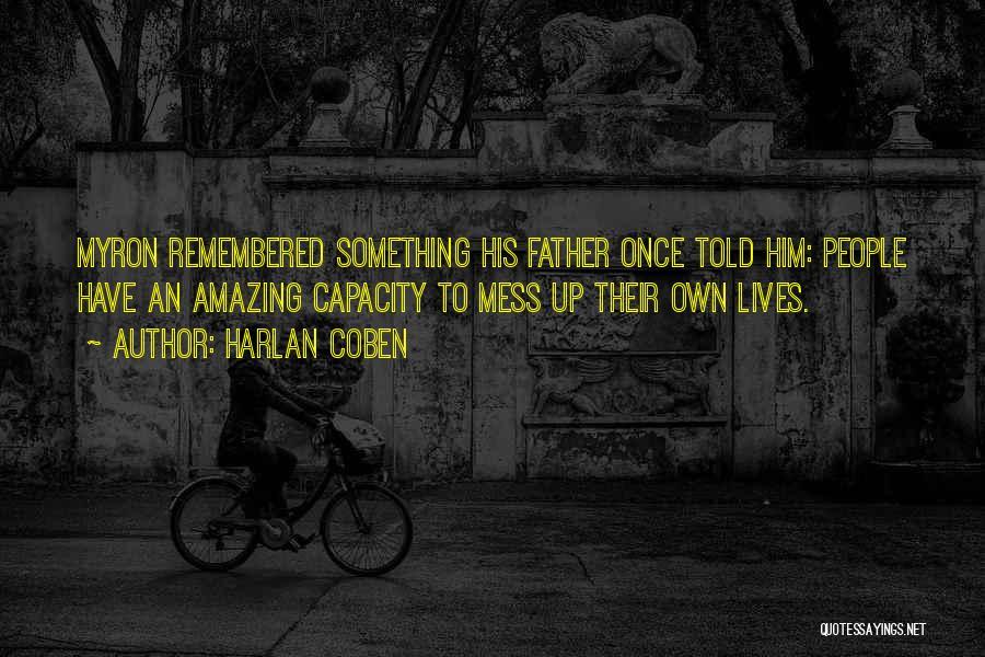 Harlan Coben Quotes 1273234