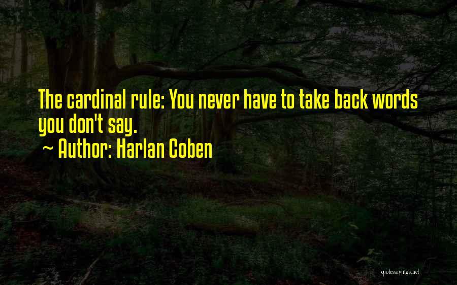 Harlan Coben Quotes 1277692