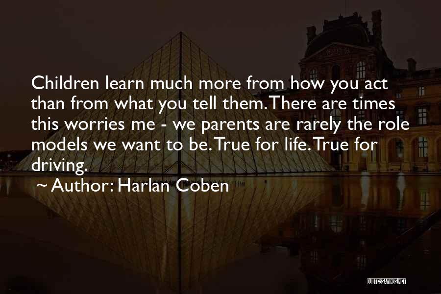 Harlan Coben Quotes 1311913