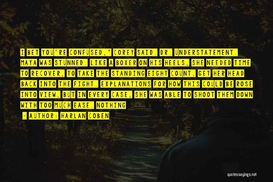 Harlan Coben Quotes 1349332
