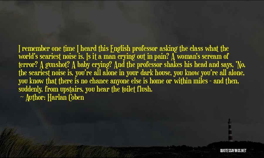 Harlan Coben Quotes 1408898
