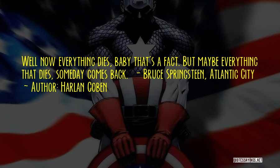 Harlan Coben Quotes 1553198