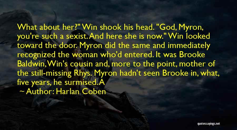 Harlan Coben Quotes 1581710