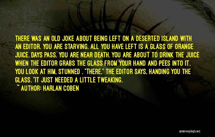 Harlan Coben Quotes 1612886