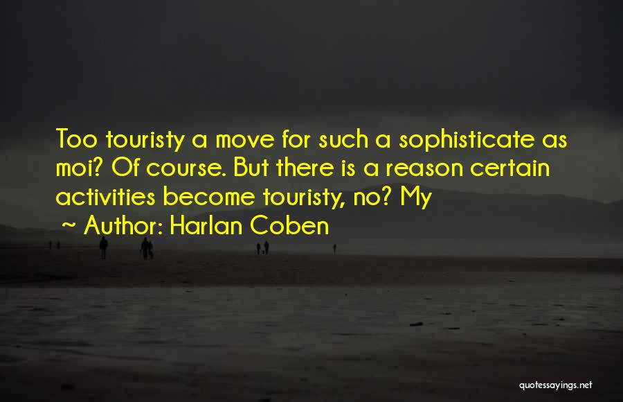 Harlan Coben Quotes 1684280