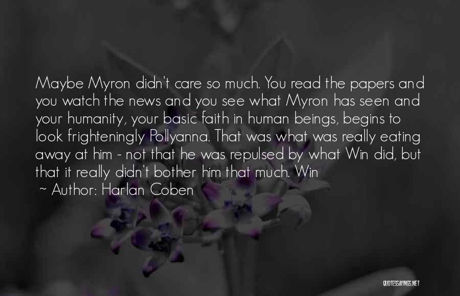 Harlan Coben Quotes 1951715