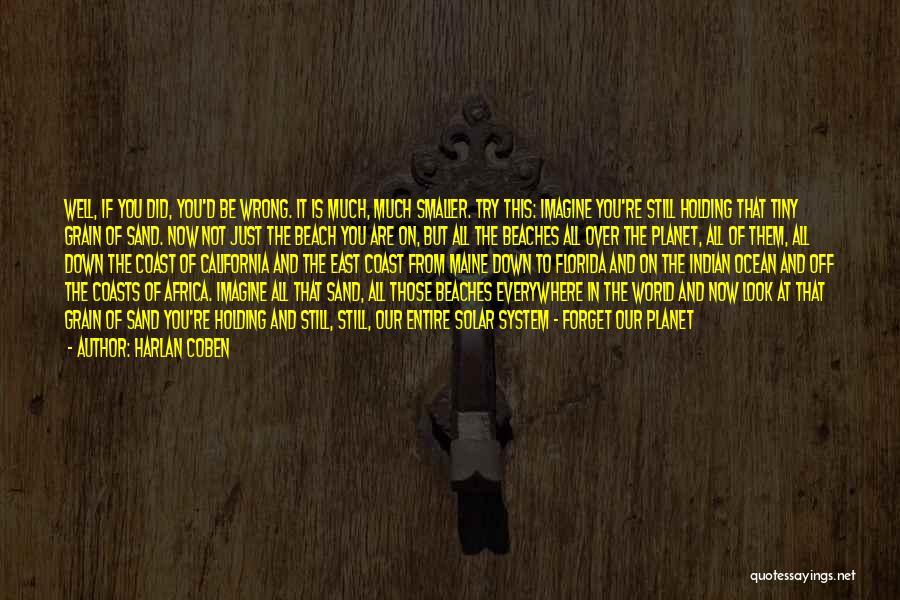 Harlan Coben Quotes 1951786