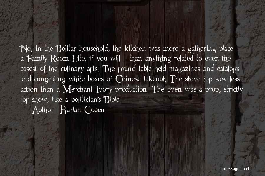 Harlan Coben Quotes 1965401