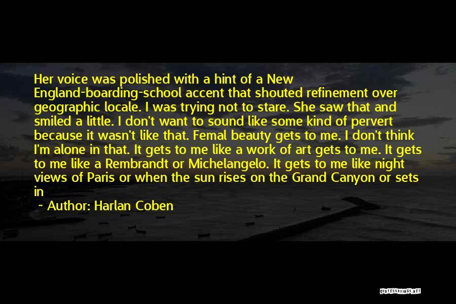 Harlan Coben Quotes 204774