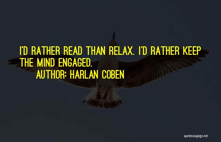 Harlan Coben Quotes 2059168