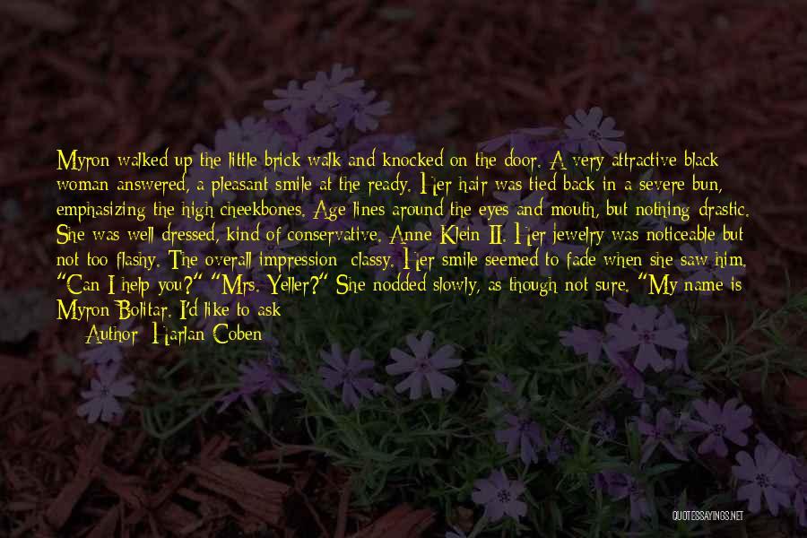 Harlan Coben Quotes 283602