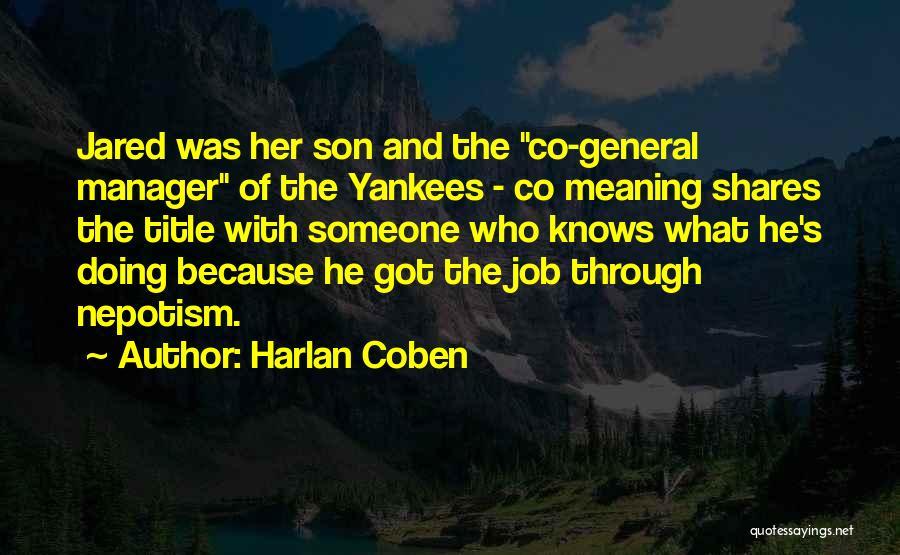 Harlan Coben Quotes 399820