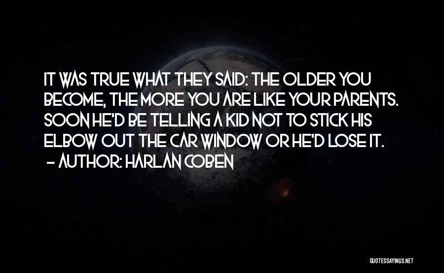 Harlan Coben Quotes 414441