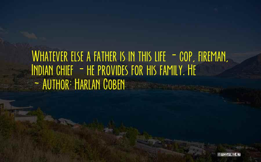 Harlan Coben Quotes 472226