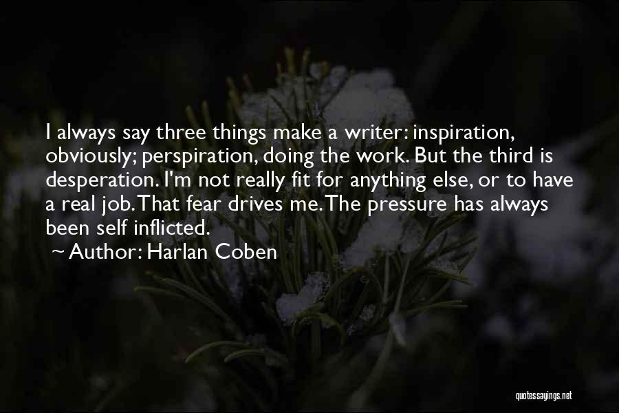 Harlan Coben Quotes 518949