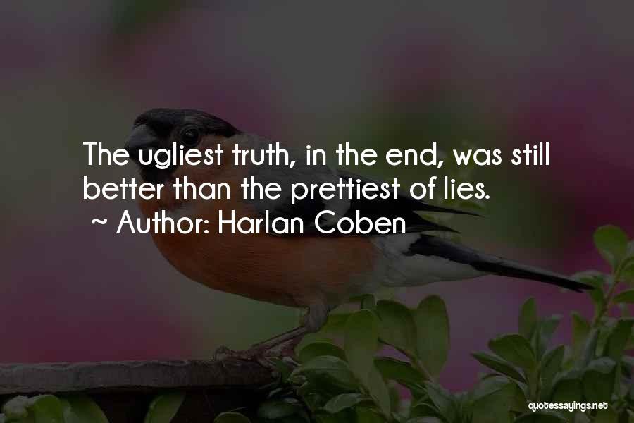 Harlan Coben Quotes 544177