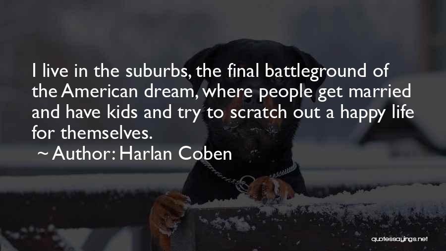 Harlan Coben Quotes 680047