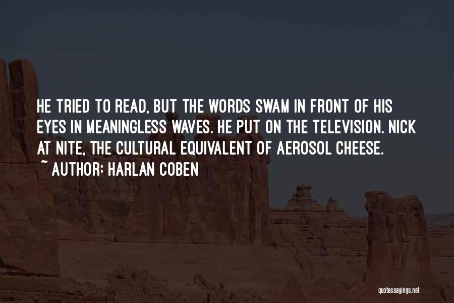 Harlan Coben Quotes 791019
