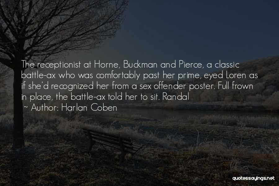 Harlan Coben Quotes 856229