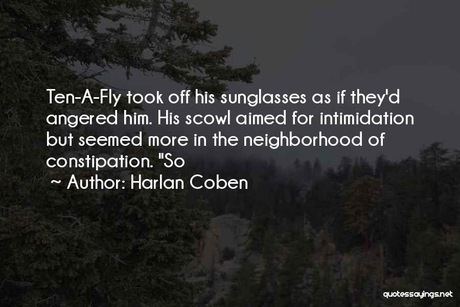 Harlan Coben Quotes 910425