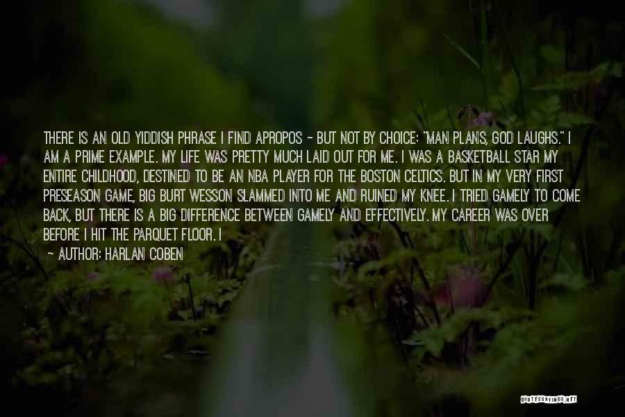 Harlan Coben Quotes 983431