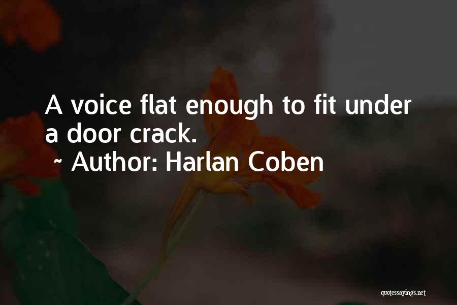 Harlan Coben Quotes 984593