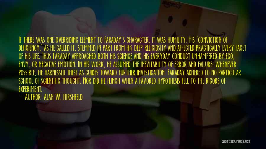 Harnessed Quotes By Alan W. Hirshfeld