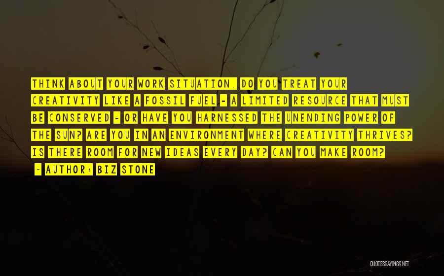 Harnessed Quotes By Biz Stone