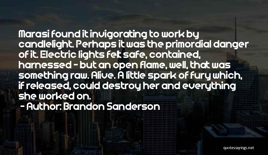 Harnessed Quotes By Brandon Sanderson