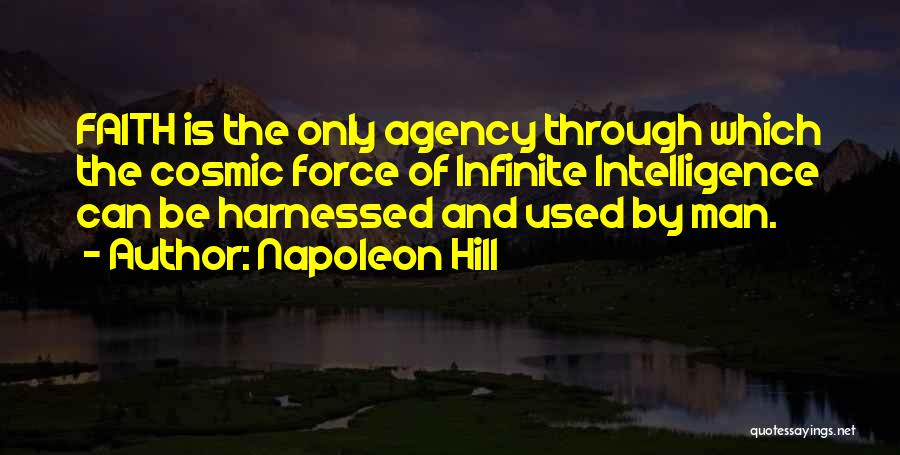 Harnessed Quotes By Napoleon Hill