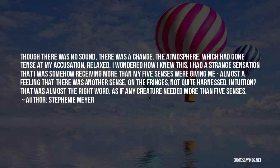 Harnessed Quotes By Stephenie Meyer