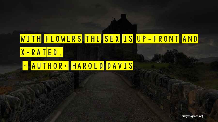 Harold Davis Quotes 628730