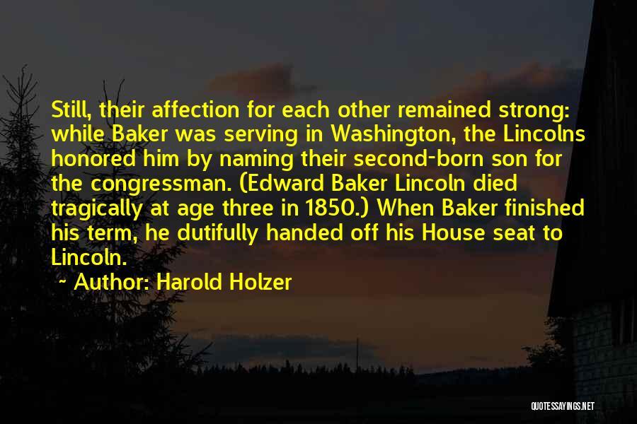 Harold Holzer Quotes 1285975