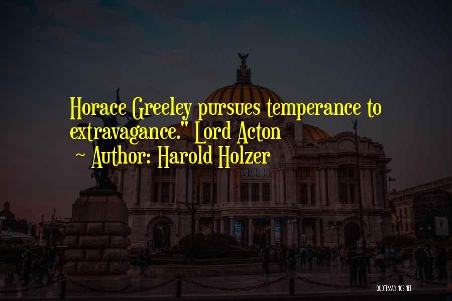 Harold Holzer Quotes 1402691
