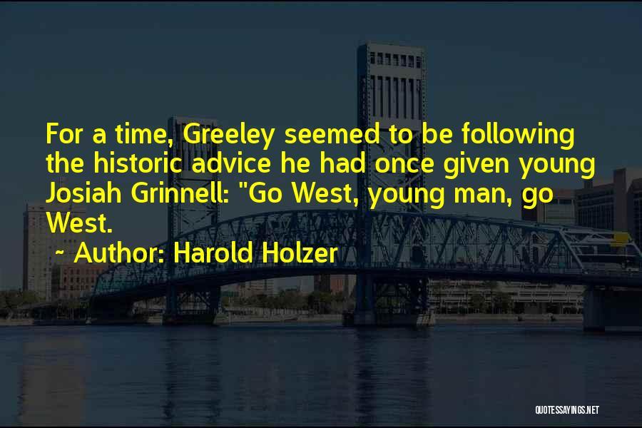 Harold Holzer Quotes 1498207