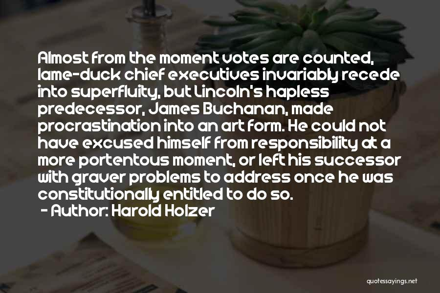 Harold Holzer Quotes 1577378