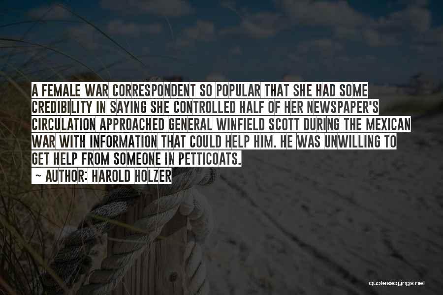 Harold Holzer Quotes 1616276