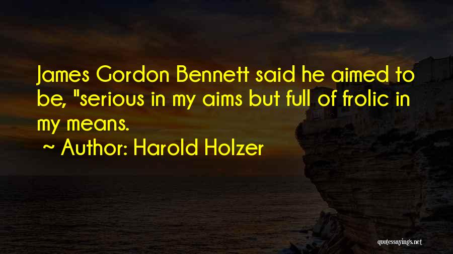 Harold Holzer Quotes 1647693