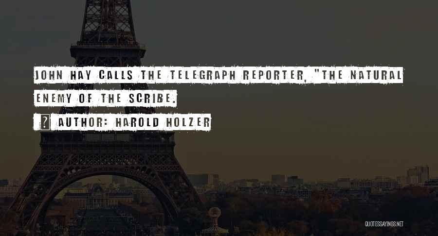 Harold Holzer Quotes 1666454
