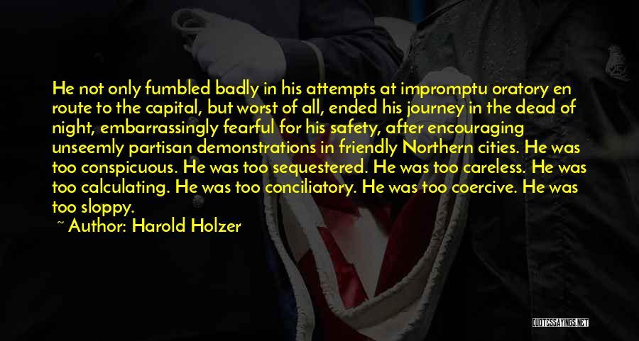 Harold Holzer Quotes 1780957