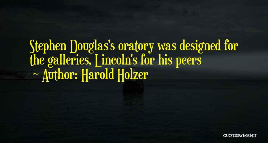 Harold Holzer Quotes 1919559