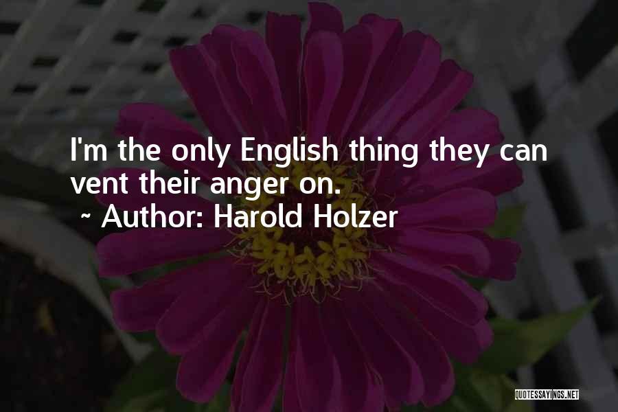 Harold Holzer Quotes 199442