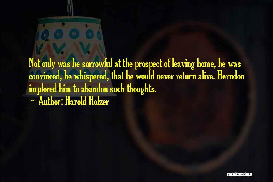 Harold Holzer Quotes 2014777